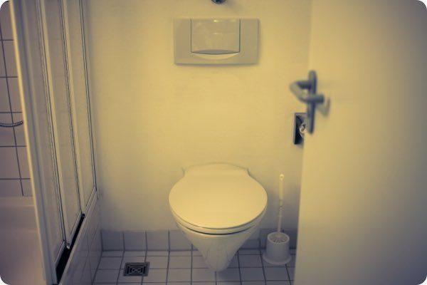 一般の洋式トイレ