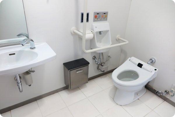 トイレのリフォーム後