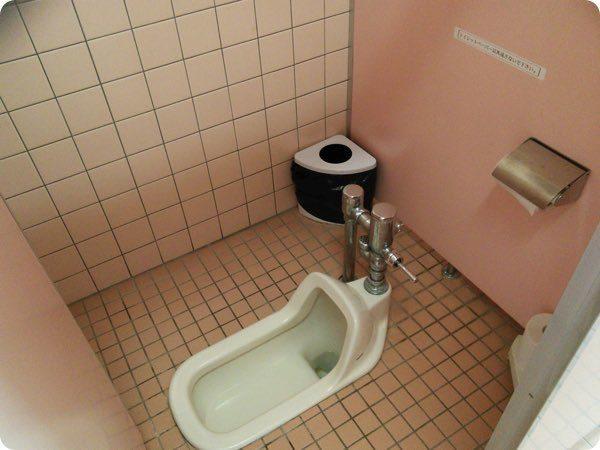 和式から洋式トイレにする