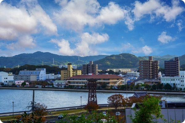 佐賀市の街