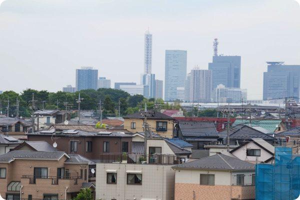 埼玉市街地