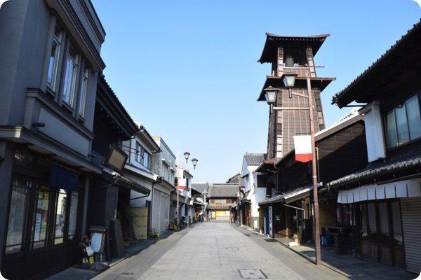 埼玉県の風景